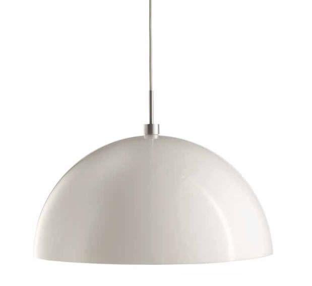 Pendant lamp / contemporary / acrylic HALF MOON Frandsen Lighting