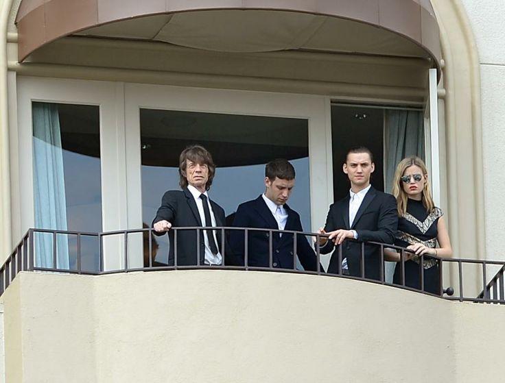 Wren Scott funeral: Mick Jagger and kin say goodbye at Hollywood ...