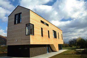 Pozrite si najkrajšie domy z dreva na Slovensku - ekonomika.sme.sk