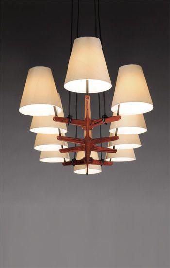 Admont pendant j t kalmar conceived this impressive wiener werkbund design in 1930 fitted with ten