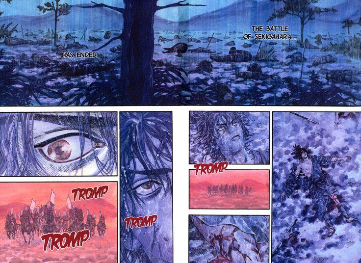Vagabond vol.1 ch.1 in 2020 Vagabond manga, Vagabond, Manga