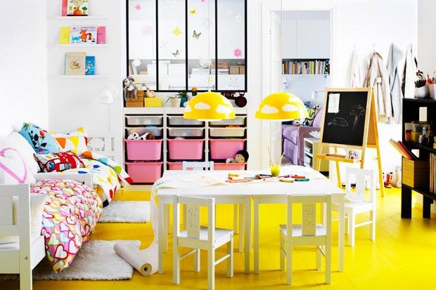 Ideas para decorar el cuarto infantil