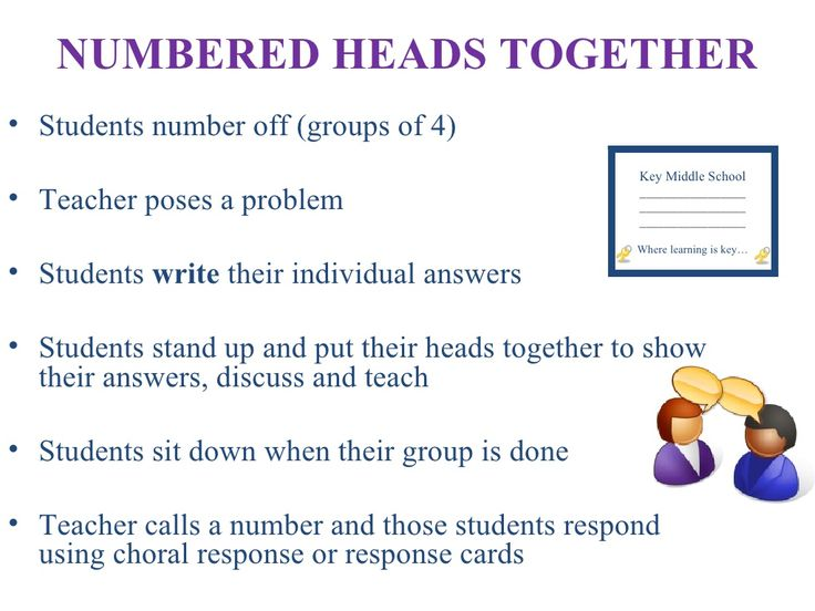 Cooperative Learning Structures
