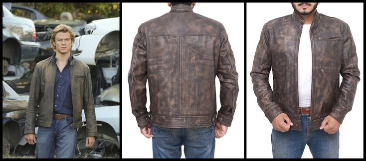 The Lucas Till TV Series MacGyver Distress Jacket is perfect for casual as well formal wear due to its classy simple design.Getmyleather offer free shipping ad discount price worldwide.