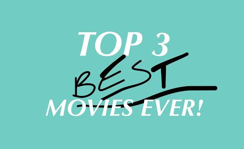 TOP 3 BEST MOVIES 2015/ PREVIOUS!