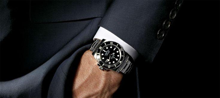 montre rolex submariner portée copyright Rolex http://lovetime.fr/2013/04/17/rolex-story-la-submariner-cette-legende/