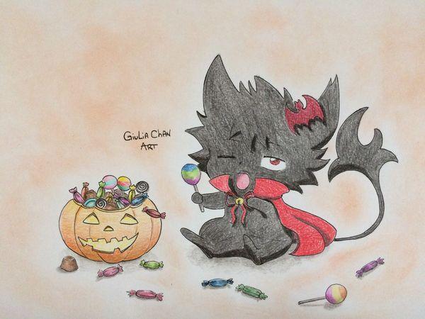 Halloween Servamp/giulia-chan-art