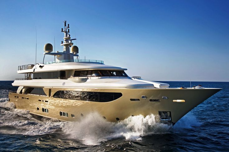 Photos of yachts sofico a motor yacht by crn charter