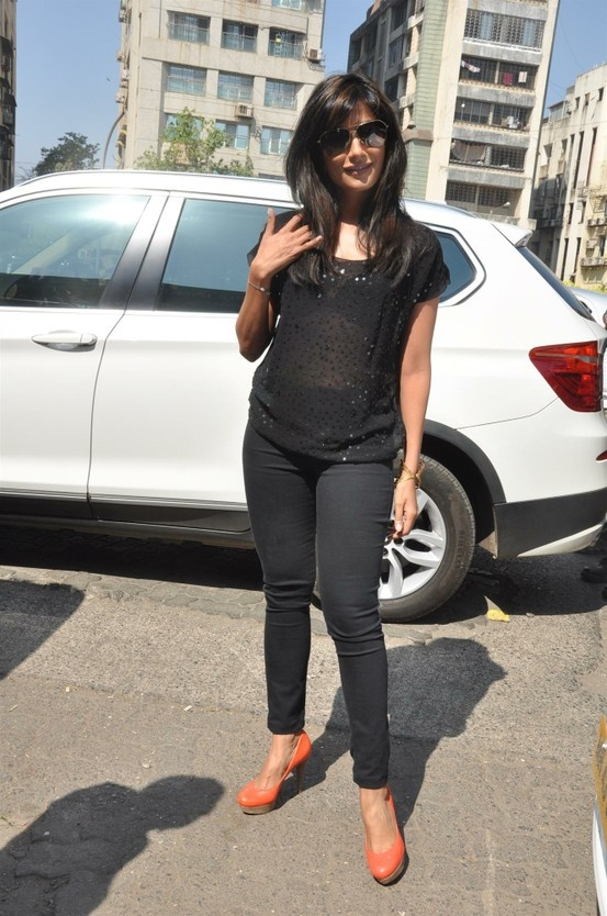 Chitrangada Singh at Reliance World.
