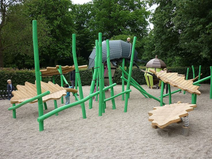 Playscapes roly poly playground monstrum gentofte denmark 2012