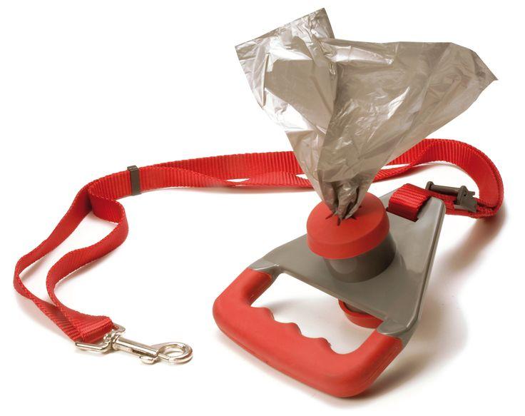 Sacchetti, agganciabili al guinzaglio, per raccogliere i bisogni durante le passeggiate