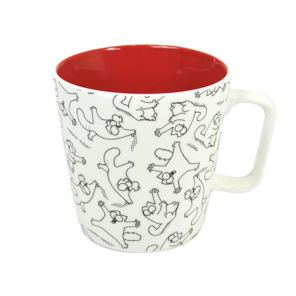 Cute… if I had a cat I'd get this; I love Simon's Cat!! #simonscat