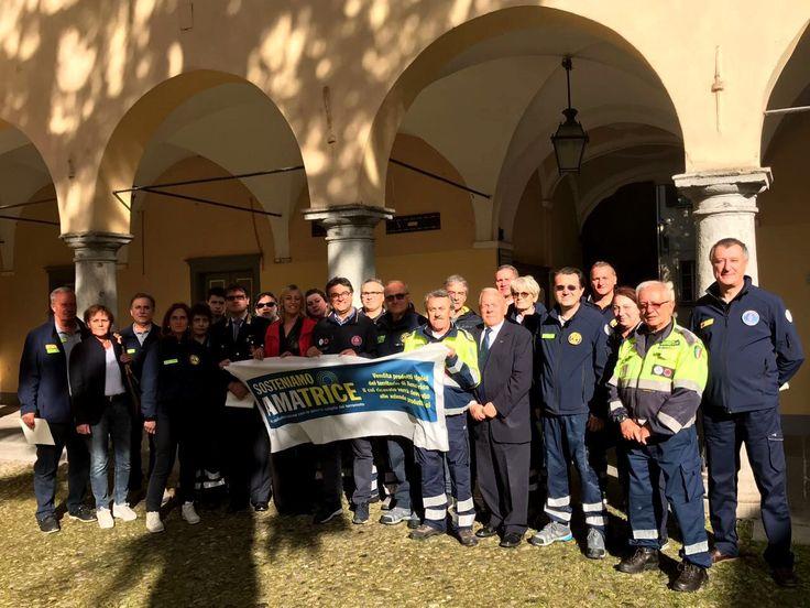 ACQUI TERME - Sabato, nella sala del Consiglio Comunale di Palazzo Levi ad Acqui Terme, è stataufficializzata l'affiliazione dell'Associazione Volontari d