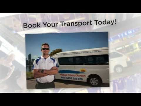 Private Bus Chaters Perth, Airport Transfers, Wine & Local Tours