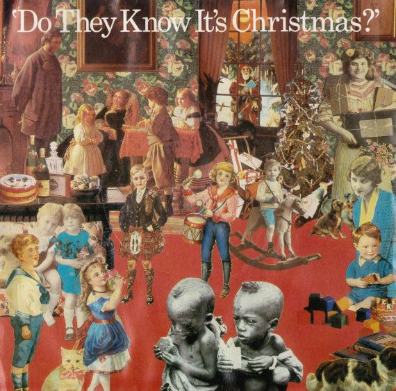 BAND AID Do They Know It's Christmas 1984 Uk 7 by Beats45Records