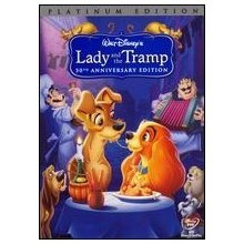 Lady & The Tramp - made in 1955