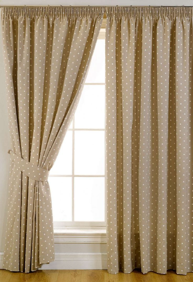 Blackout curtains for bedroom - Taupe Blackout Curtains