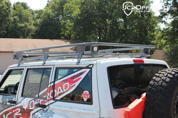 JcrOffroad Adventure Roof Rack - Jeep Cherokee XJ (84-01) - JcrOffroad