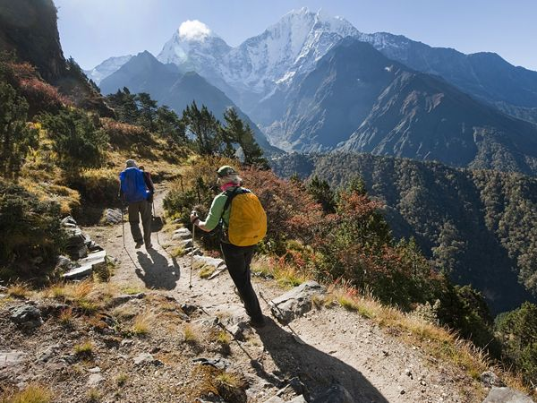 Everest Base Camp Trek, NepalWorld's Best Hikes: 20 Hikers' Dream Trails - National Geographic