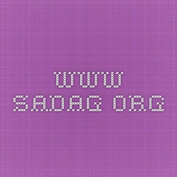 Zung Self Rating Depression Scale www.sadag.org