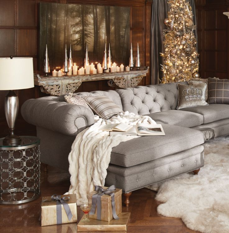 Tis The Season To Gather With Family And Friends. Shop Sofas And  Sectionals. House RepairLiving Room ...
