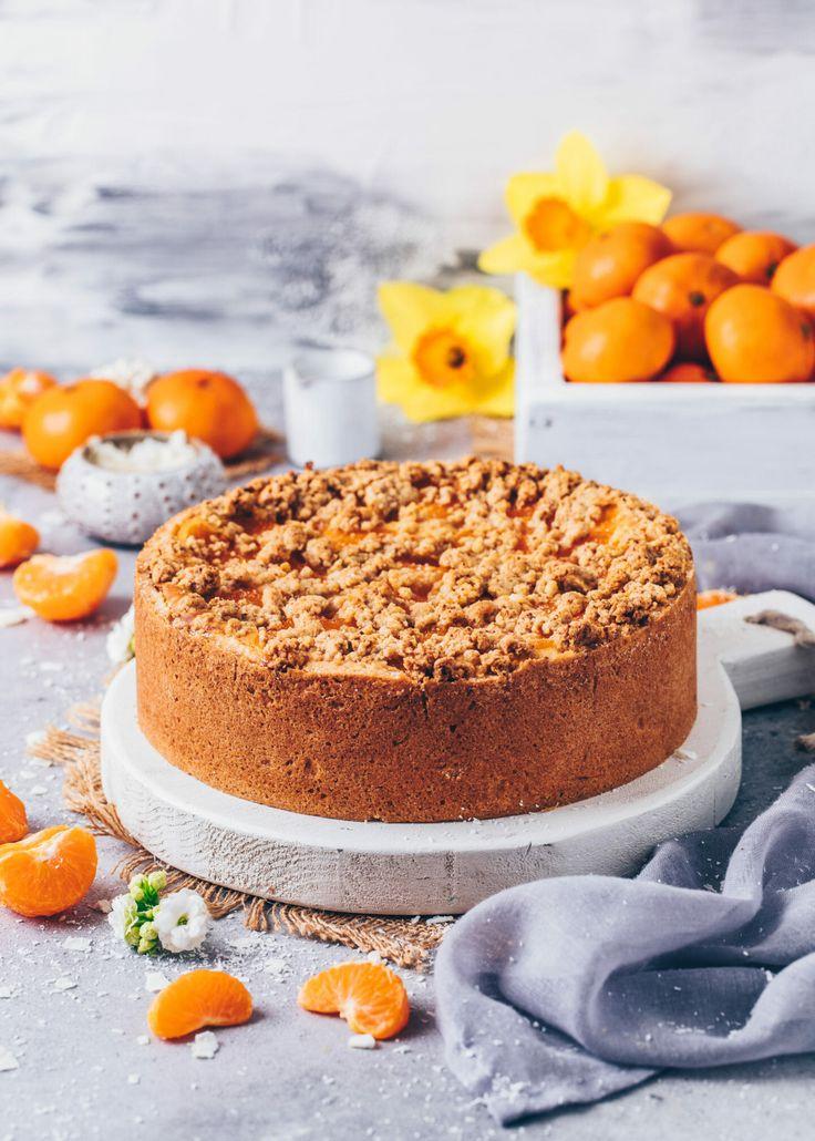 how to make mandarin cheesecake