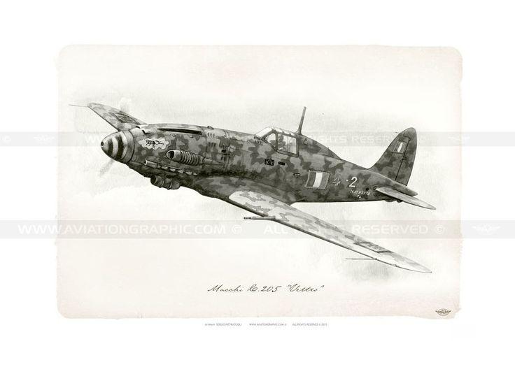 "C.205V ""Veltro"" 4-2 ANR SP-15V"