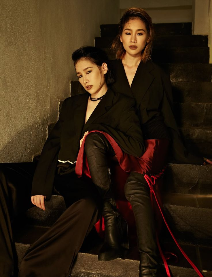 DRESS IN DKNY FALL 2016   Duo Gigs