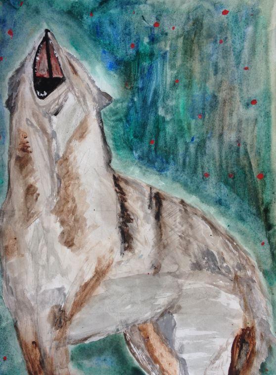 Cottage Wolf
