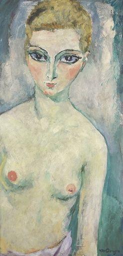 Kees van Dongen, Femme nu (Hélène de Morangys)