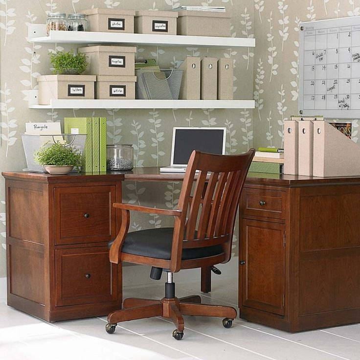 19 best Home Office images on Pinterest Home office desks Home