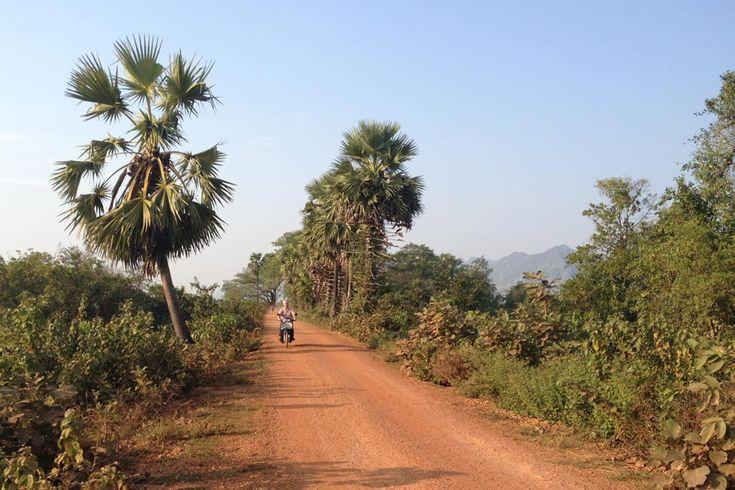 Myanmar / Hpa-an: Mit dem Motorbike die Umgebung in Hpa-an erkunden