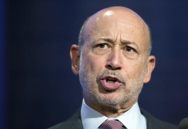 The chief executive of investment bank Goldman Sachs has waded into the debate over whether a second Brexit referendum is needed, after new polling showed Britain turning its backs on EU withdrawal.
