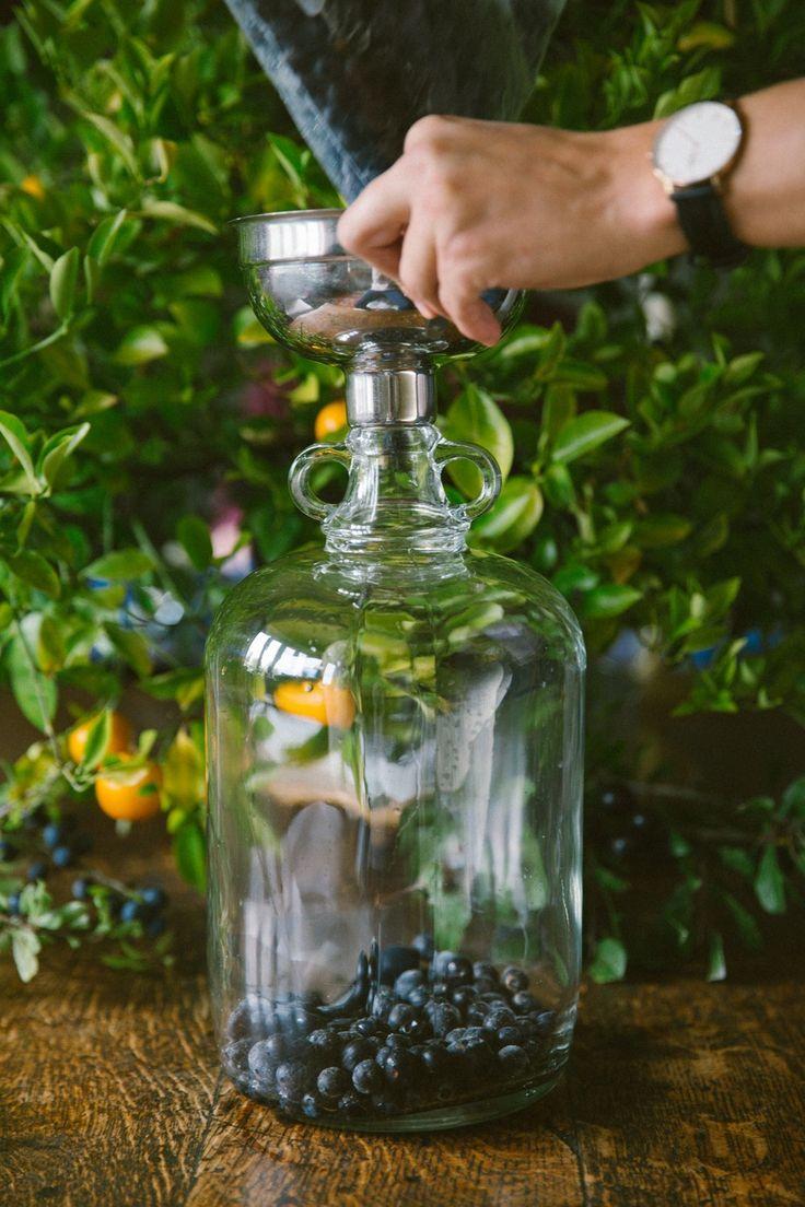 Sloe gin recipe-59