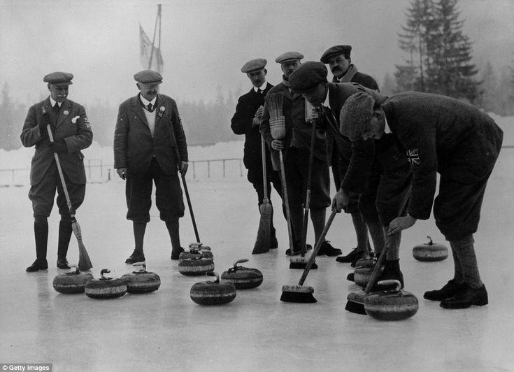 """Shamig-1924"""" Winter I Olympics зурган илэрцүүд"""