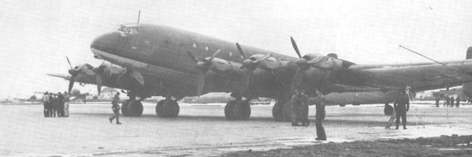 Big six engined Junkers 390.Twice the size of a B 29, it reached New York and returned to Germany.WW2.