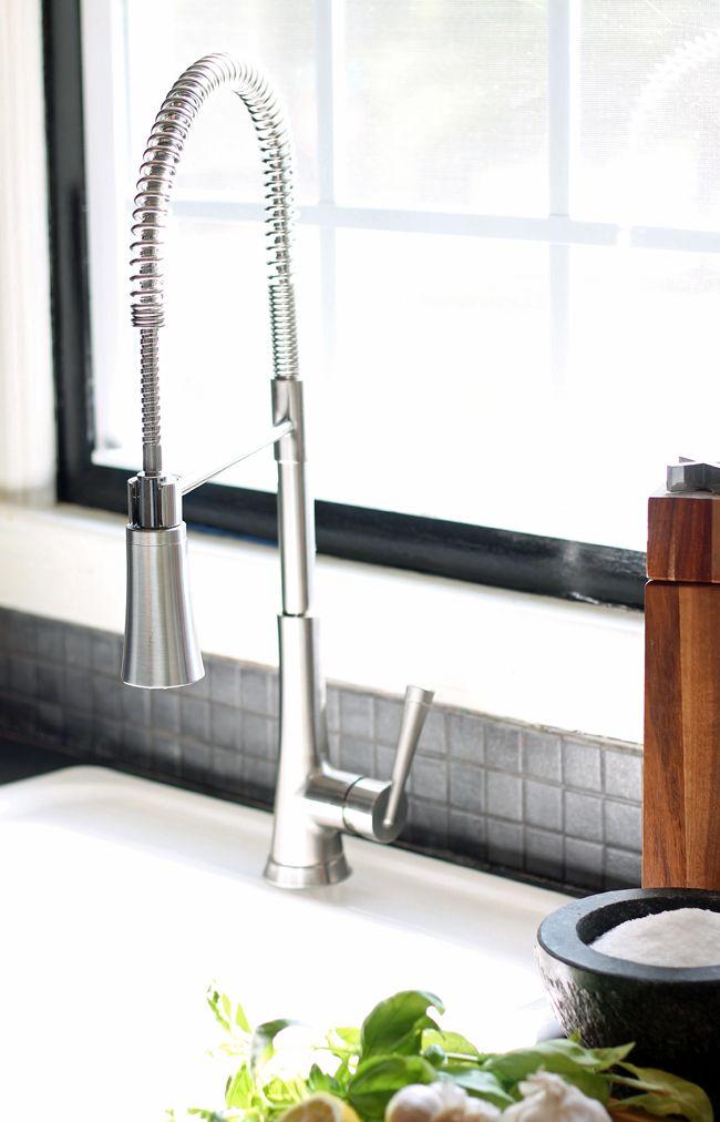 @Kelli Pfister Zuri Culinary Kitchen Faucet