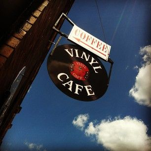 Vinyl Cafe, Ames, Iowa