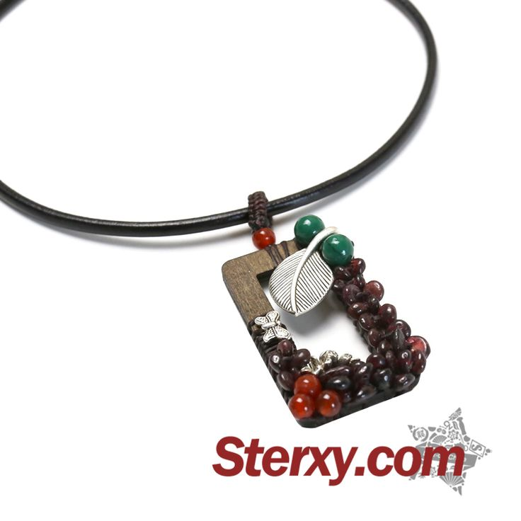 Choose this retro pomegranate pendant as the best-ever complement for your outfits which is adorned with Miao silver leaf and tiny blooming flowers. Find out more by clicking on the link. Buy now! http://www.sterxy.com/category/Fashion-Jewelry/160.html