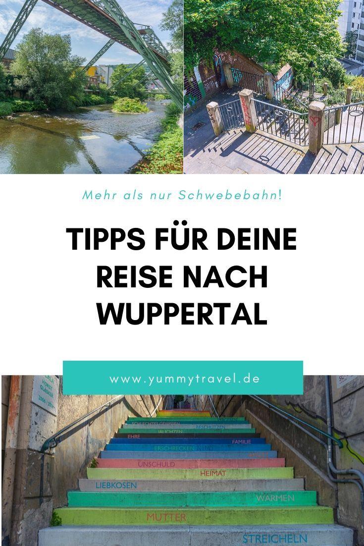 Alternatives Wuppertal Stadtentdeckung Auf Andere Art Reisen Reiseziele Und Abenteuerreisen