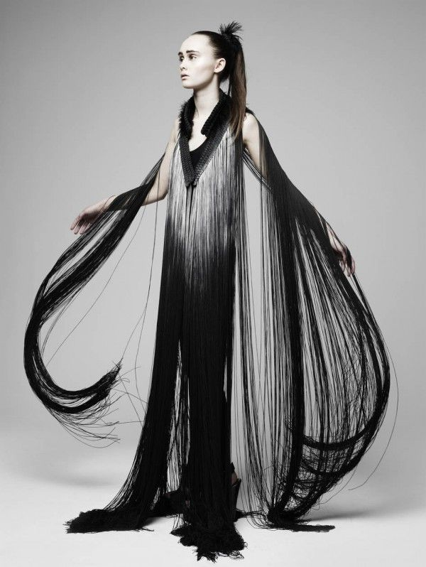 Eleanor Amoroso F/W 2012 | Trendland: Fashion Blog & Trend Magazine
