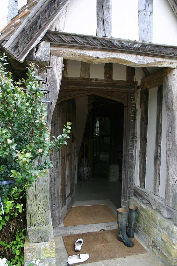 Film Location House-Pre Tudor Manor House in Kent