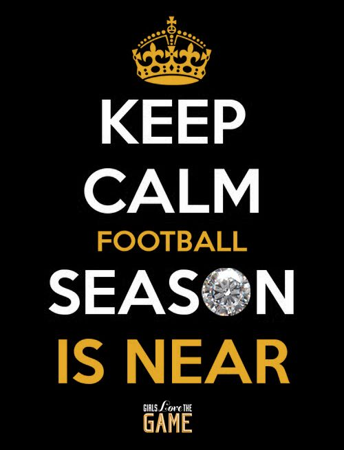 We're heading into the final countdown….who's ready for football? The NFL Draft Day is being held in NYC, April 25-27. Stay connected with us as we kick off the 2013 season with the top NFL Draft Picks and what's happening now in the NFL. ♥ ♥ ♥  #NFL #Women #Football