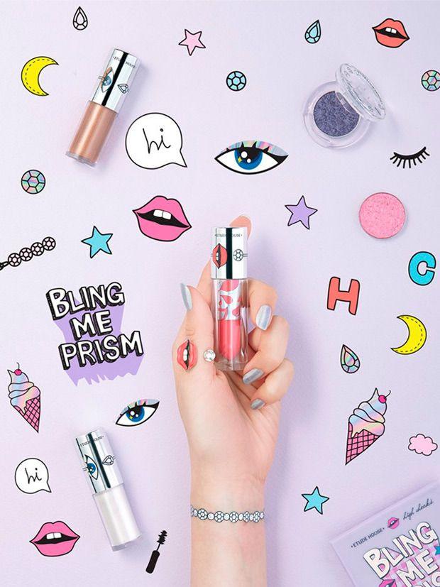 Blog Valeu a Compra - Etude House Bling Me Prism #maquiagem