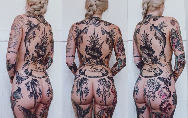 back progress, filled my last bigger spot today! by Jake Miller at Cathedral Tattoo in Salt Lake City