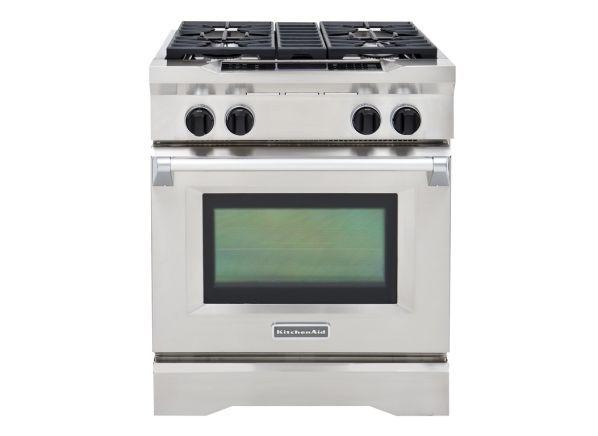 Kitchenaid Kdrs407vss Range Summary Information From Consumer