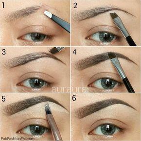elf eyebrow kit tutorial. how to use anastasia beverly hills brow kit? #brows #eyebrows #makeup elf eyebrow kit tutorial b