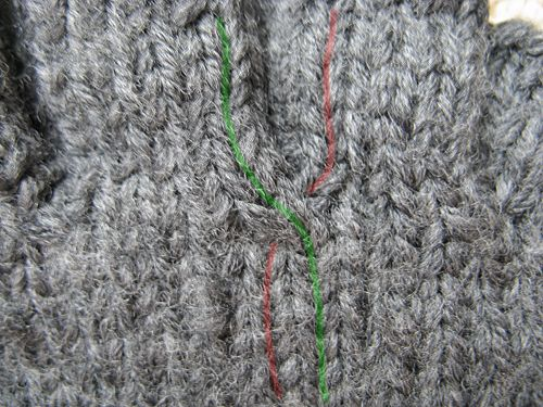 Knitting Stitches Holes : 1000+ images about Knitting Techniques on Pinterest