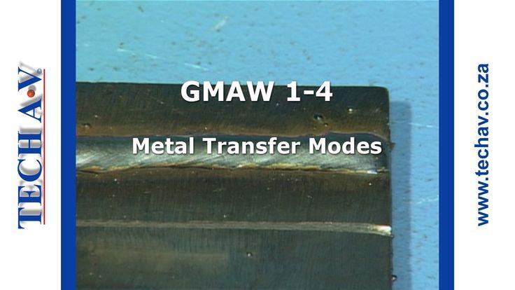Gas Metal Arc Welding (GMAW) 1-4