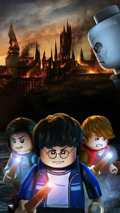 Lego Harry potter!!